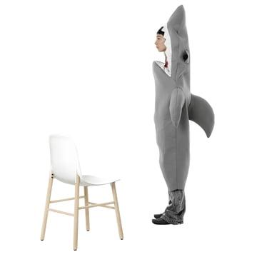Design inspired by shark fins
