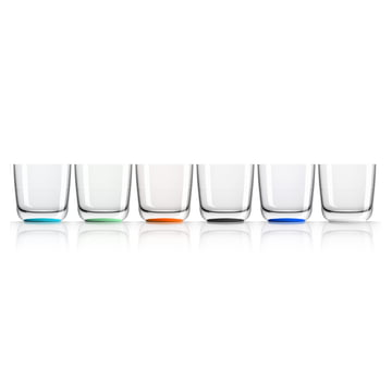 Whisky Glass 285 ml (set of 4) by Palm Products