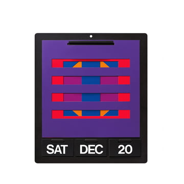 Perpetual wall calendar from the MoMA collection