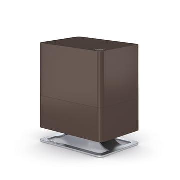 Oskar Little air humidifier by Stadler Form in brown