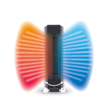 Fan Heater Paul by Stadler Form
