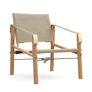 We Do Wood - Nomad chair in natural colour