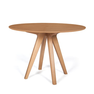Arthur Dining Table by the Hansen Family made of oak