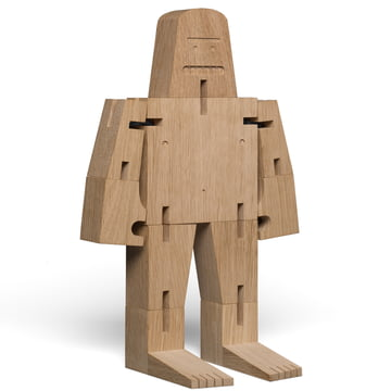 Mister Bigfoot wooden figure