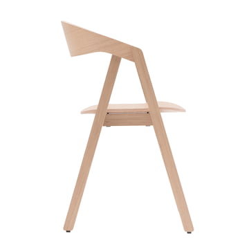 Maigrau - Nardo chair, oak natural, clear varnished