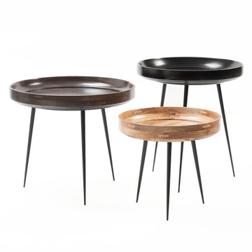 Bowl Table family by Mater