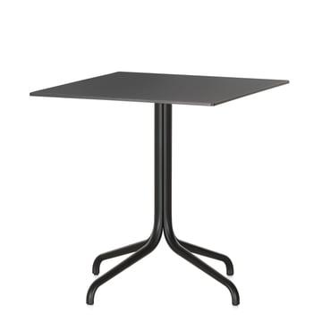 Belleville Bistro Table, square, 75 x 75 cm by Vitra in black