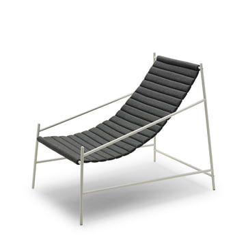 Mira Chair by Skagerak in silver white