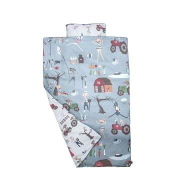 Baby Bed Linen Farm by Sebra for boys