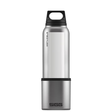 Hot & Cold Accent white, 0.75 l by Sigg