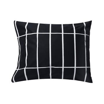Tiiliskivi pillow cover 65 x 65cm by Marimekko in black / white