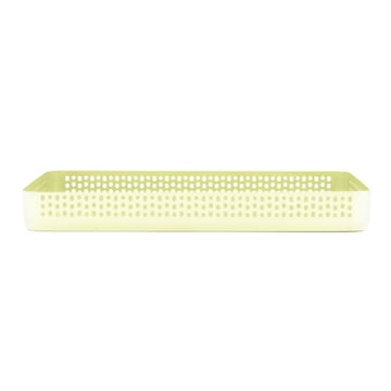 Nic Nac Organizer 34 x 23 cm by Normann Copenhagen in lime