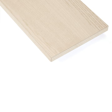 Shelf (pack of 3) by String in ash