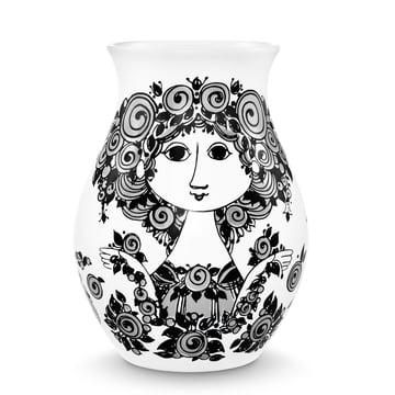 Bjørn Wiinblad - Vase Rosalinde, black