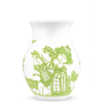 Bjørn Wiinblad - Vase Rosegarden, green