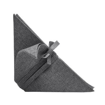 Iittala X Issey Miyake - napkin 53 x 40 cm, light grey