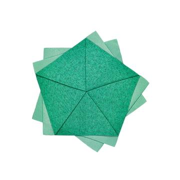 Iittala X Issey Miyake - table flower Ø 20 cm, emerald