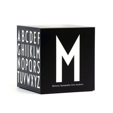 Design Letters - AJ Memory Game