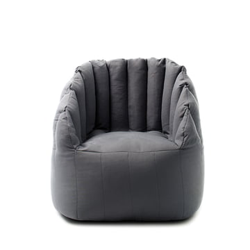 Shell Indoor by Sitting Bull in dark grey