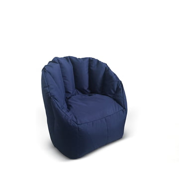 Sitting Bull - Shell Mini, blue