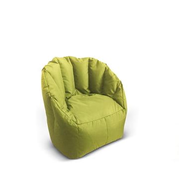 Shell Mini by Sitting Bull in green