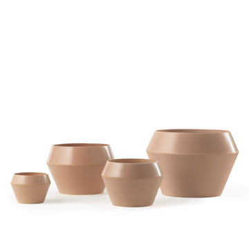 by Lassen - Rimm Flower Pot, all sizes