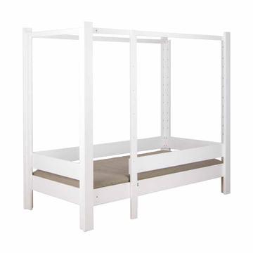 Base bed destyle by de Breuyn in white