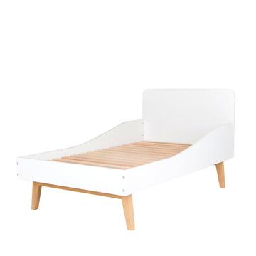 debe.deline Children's Bed by de Breuyn with slatted frame