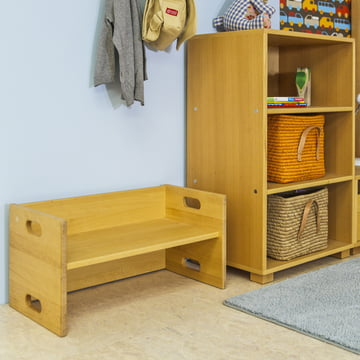 debe.detail Convertible Bench for two children