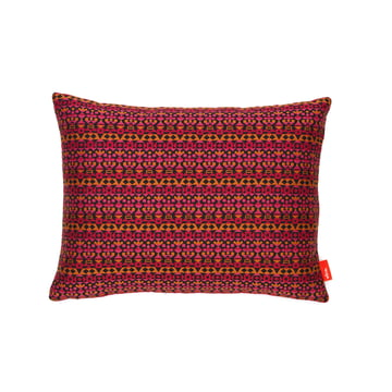 Pillow Arabesque, 30 x 40 cm by Vitra in crimson pink
