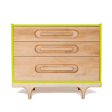 Caravan Dresser by Kalon in green