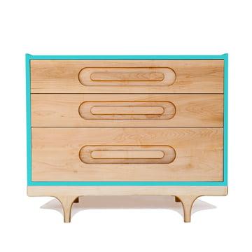 Caravan Dresser by Kalon in blue