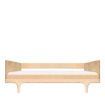 Junior Bed Caravan Divan by Kalon made of maple wood