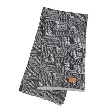 Maze Blanket by ferm Living in Grey