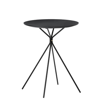 Herman Side Table by ferm Living in Black