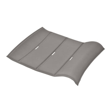Outdoor cushion 45 x 40 cm by Fermob in Taupe
