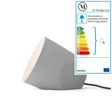 Menu - On The Edge Lamp Table Lamp, light grey