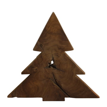 Jan Kurtz - Christmas Tree M, teak wood solid