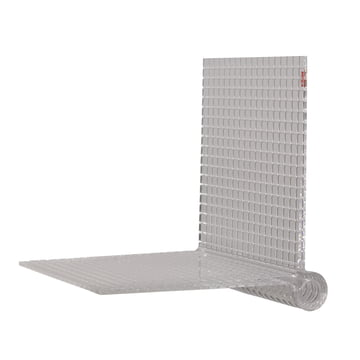 Kartell - Kite Shelve, crystal clear