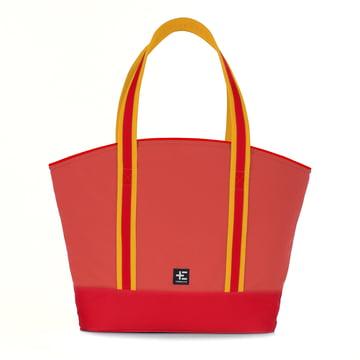 Rau Kopu Beach Bag by Terra Nation in red