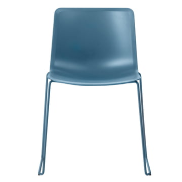 Pato Sledge Chair by Fredericia in Blue