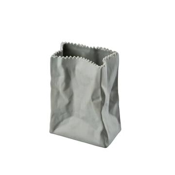 Rosenthal - Paper Bag Vase, 10cm, stone grey