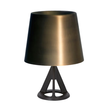 Base Table Lamp by Tom Dixon made from brushed brass