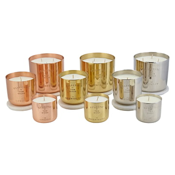 Scent Scented Candles Collection by Tom Dixon