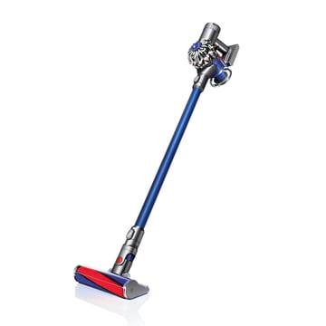 Dyson - Wireless Vacuum Cleaner v6 Fluffy, blue / nickel