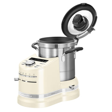 Artisan CookProcessor by KitchenAid in Cream