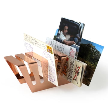 Bridge Letter Holder from siebensachen