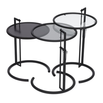 ClassiCon - adjustable table E 1027 black version