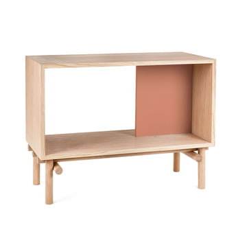Edgar shelf with base by Hartô