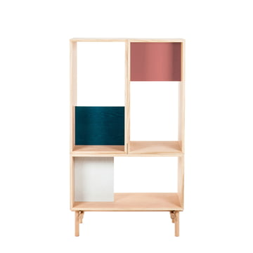 Edgar Shelf by Hartô with Base